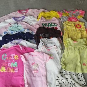 17 piece newborn bundle
